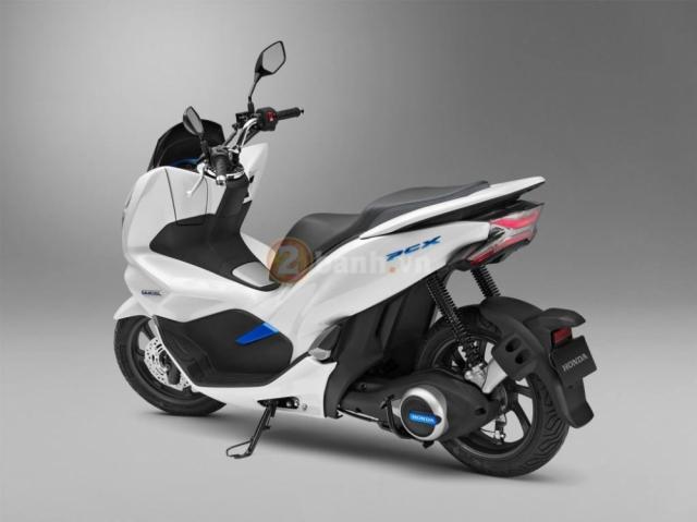 PCX Electric duoc Honda ra mat dich vu cho thue xe tai Nhat - 4