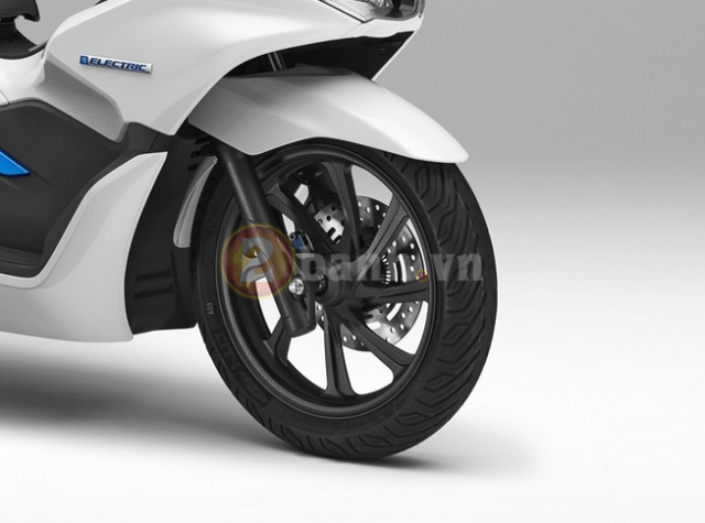 PCX Electric duoc Honda ra mat dich vu cho thue xe tai Nhat - 7