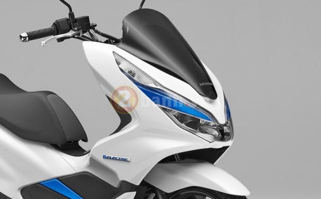 PCX Electric duoc Honda ra mat dich vu cho thue xe tai Nhat - 5