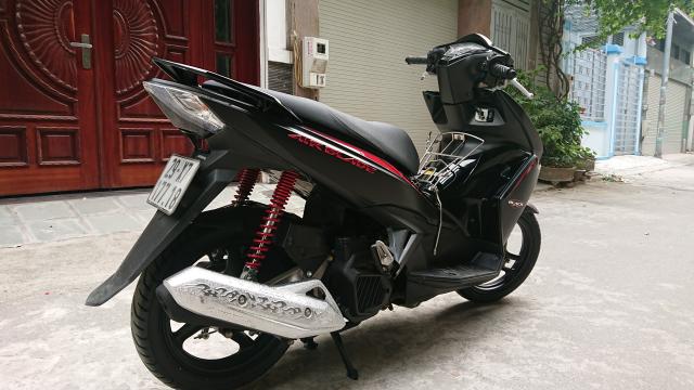 Rao ban Honda Air blade 125fi Black Edition den mo chinh chu - 3