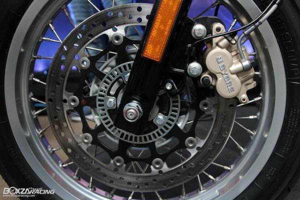 Royal Enfield ra mat Continental GT 650 va Interceptor INT 650 voi gia tu 150 trieu VND - 7
