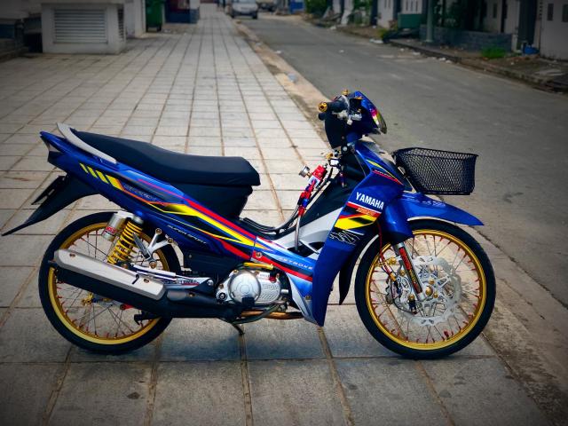 Sirius do nong bong voi he thong tro luc ong xa cua biker Viet - 3