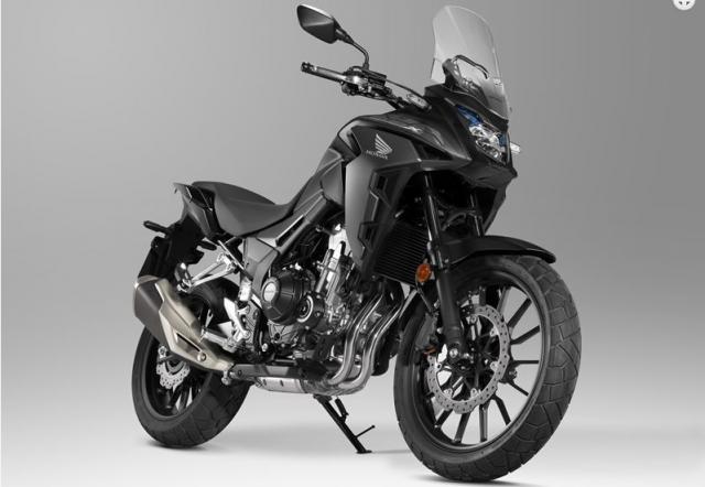 So sanh thong so giua Honda CB500X 2018 vs Honda CB500X 2019 - 9
