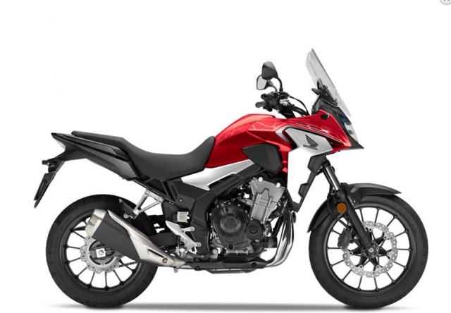 So sanh thong so giua Honda CB500X 2018 vs Honda CB500X 2019 - 11