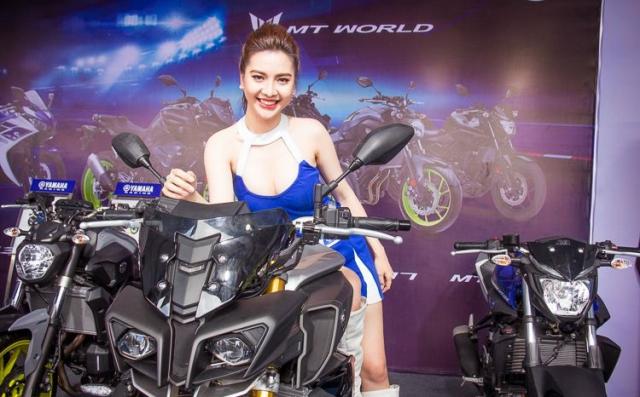 Yamaha chuan bi ra mat hang loat xe mo to PKL trong su kien toi day - 2