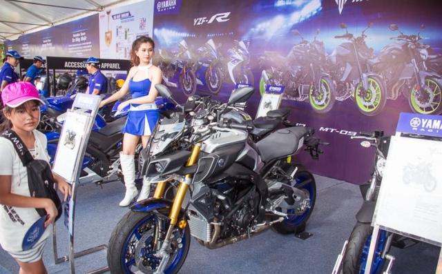 Yamaha chuan bi ra mat hang loat xe mo to PKL trong su kien toi day - 4