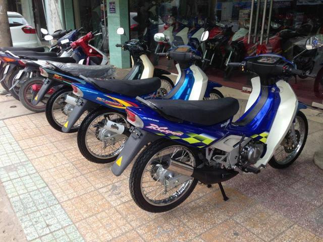 Thanh Li Cac Dong Xe May Nhap - 3