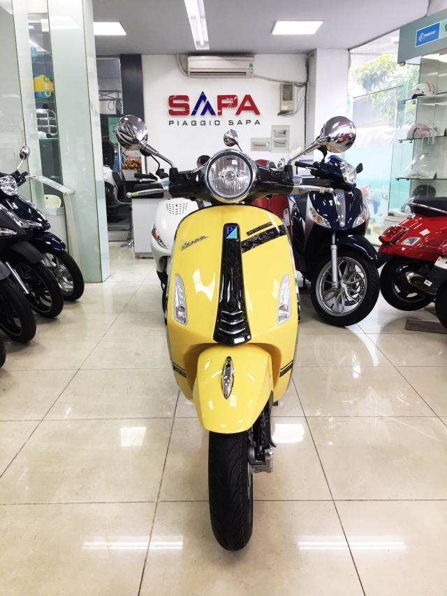 Vespa Primavera Tiger Carbon Ho tro tra gop 0 tai SAPA - 10