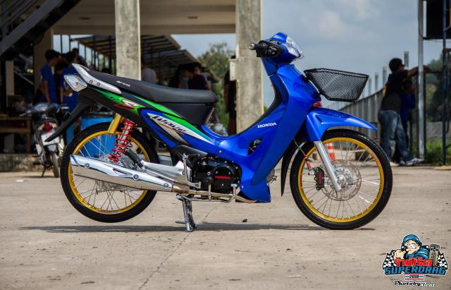 Wave 125 do dan chan Sexy de lai nhieu cam xuc do xe cho biker Viet - 3