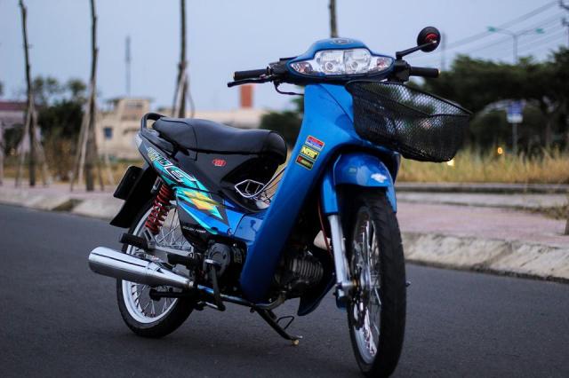 Wave 50cc ban do cuc dep cua chang hoc sinh Vinh Long - 3