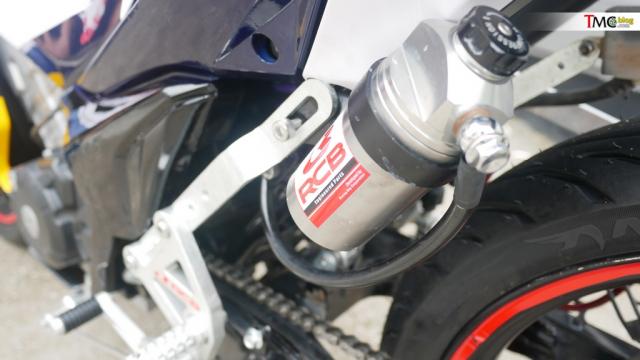 Winner 150 do sieu da theo phong cach Moto2 tai truong dua Malaysia - 12
