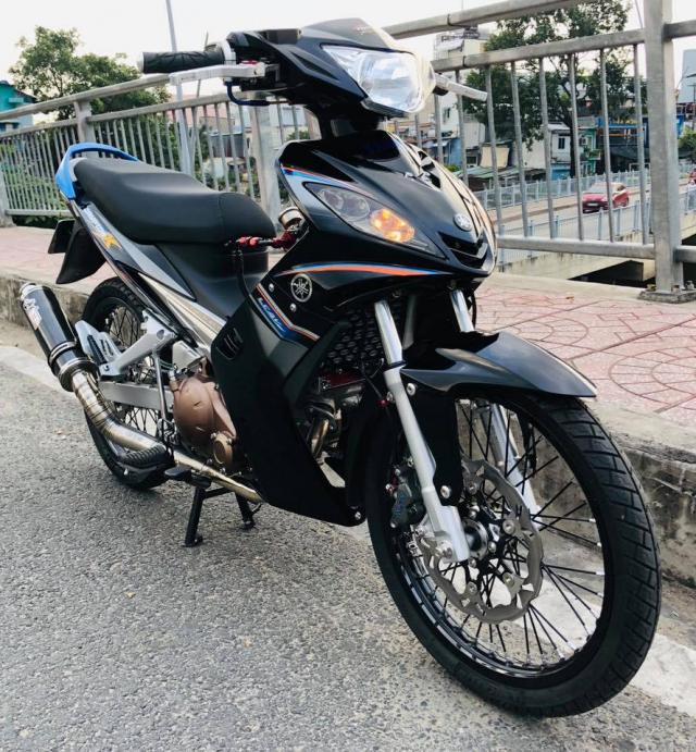 Yamaha Crypton X135 voi suc manh 62mm sieu khung - 6