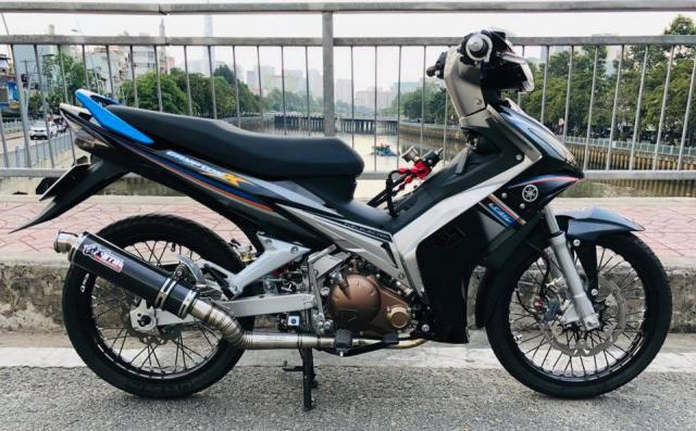 Yamaha Crypton X135 voi suc manh 62mm sieu khung - 10