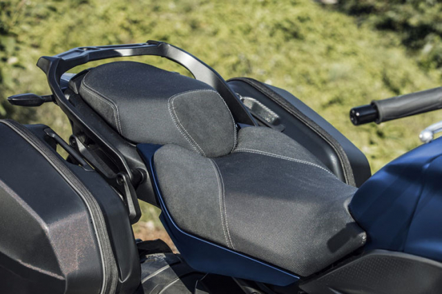 Yamaha Niken GT 2019 moto 3 banh doc dao phien ban danh cho Phuot thu - 10