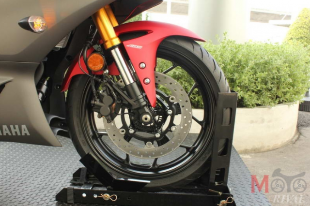 Yamaha R3 2019 cong bo gia ban 132 trieu VND tai Motor Expo 2018 - 5