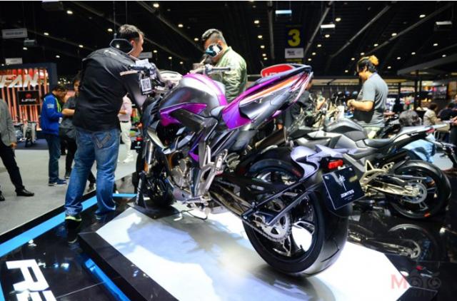 Zontes X310 R310 duoc gioi thieu voi gia chinh thuc tu 91 trieu VND tai Motor Expo 2018 - 11