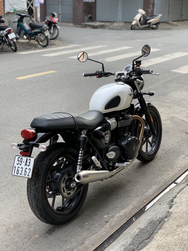 __Can Ban Triumph Street Twin ABS HQCN DKLD T62018 odo 1500km ngay chu dung ban xe moi tinh - 6