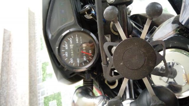 Ban cao cao Honda XR150 - 2