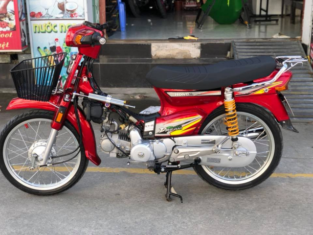 Honda Dream ban do mang ten giac mo cua cac ban tre thap nien 90 - 6