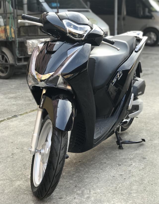 Ban SH Viet 125 phanh ABS 102018 mau den Qua moi - 5