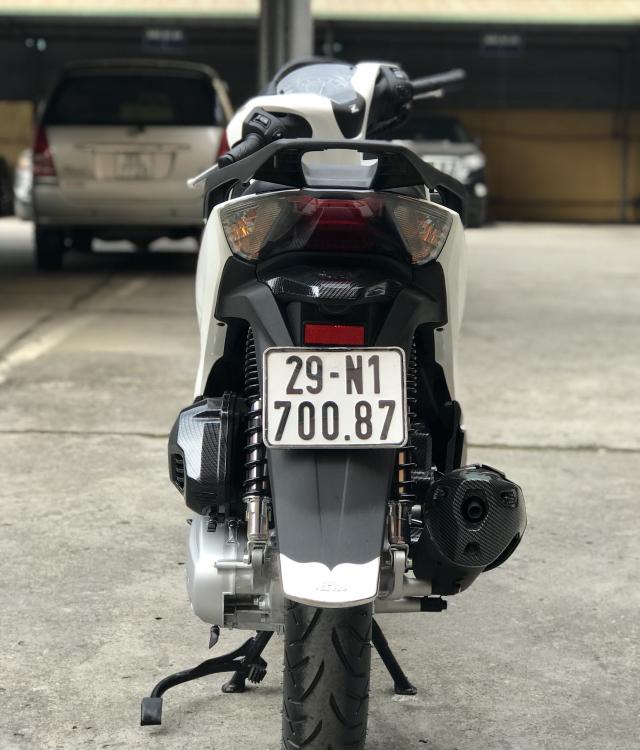 Ban SH Viet 125 phanh ABS 122018 chay chuan 300km QUA MOI - 4