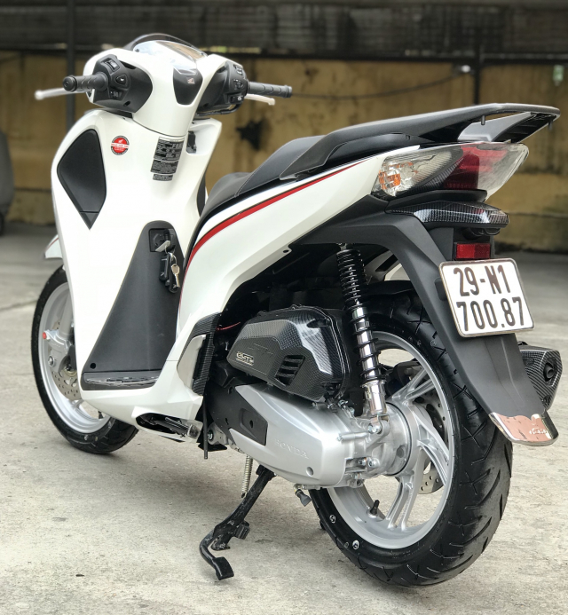 Ban SH Viet 125 phanh ABS 122018 chay chuan 300km QUA MOI - 7