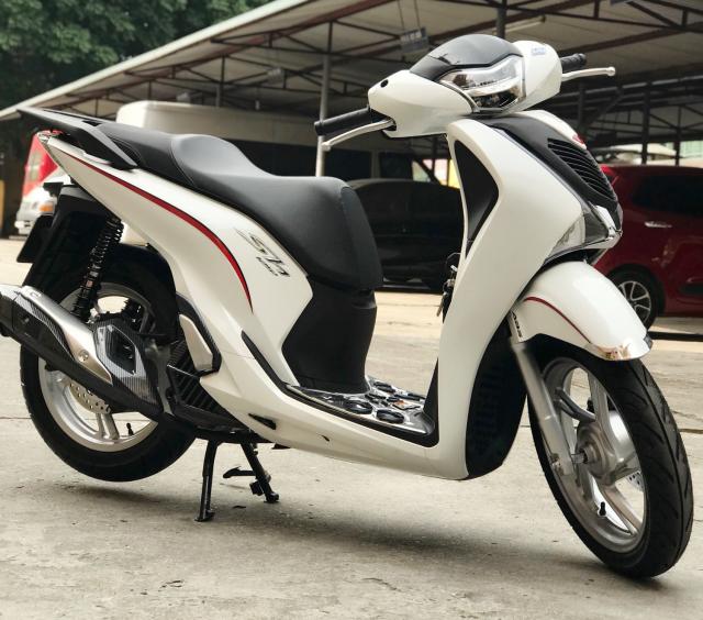 Ban SH Viet 125 phanh ABS 122018 chay chuan 300km QUA MOI - 9