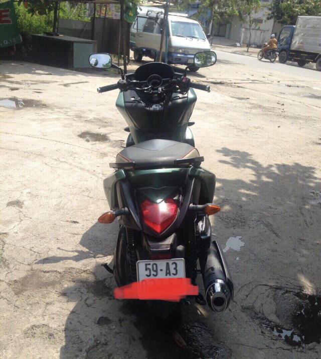 Ban Xe Honda Faze 2013 - 2