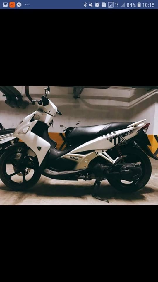 ban xe NouvoLX 2010 - 2