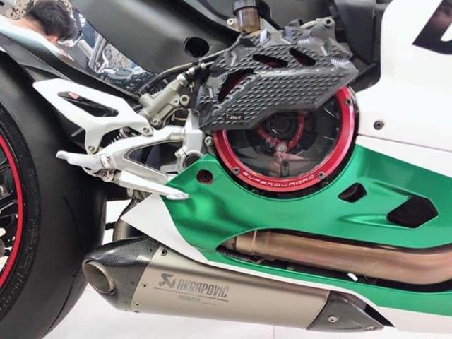 Can ban Ducati 959 panigale 2017 1 chu dap thung Xe leng keng xe beng chi thieu moi cai thung thoi - 7