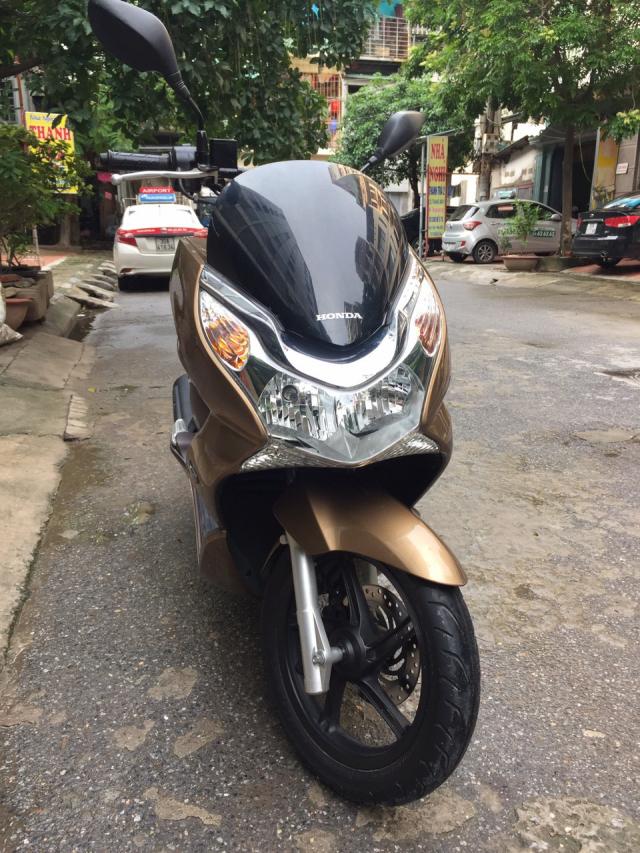 Can ban Honda PCX Fi 2012 vang dong bien HN 29M5 so chinh chu su dung 26tr500 - 2