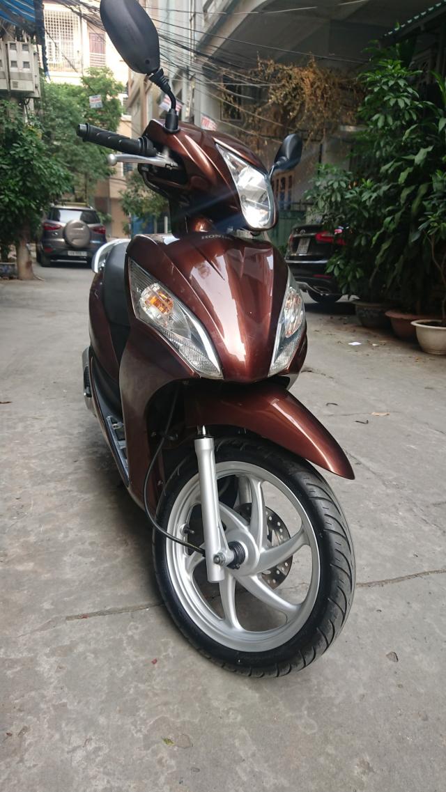 Can ban Honda Vision Nau 2015 HN chinh chu su dung 21tr800 - 2