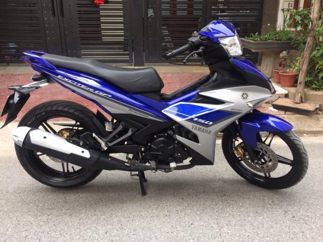 Can ban Yamaha Exciter150 Fi xanh GP 2016 moi chinh chu - 2