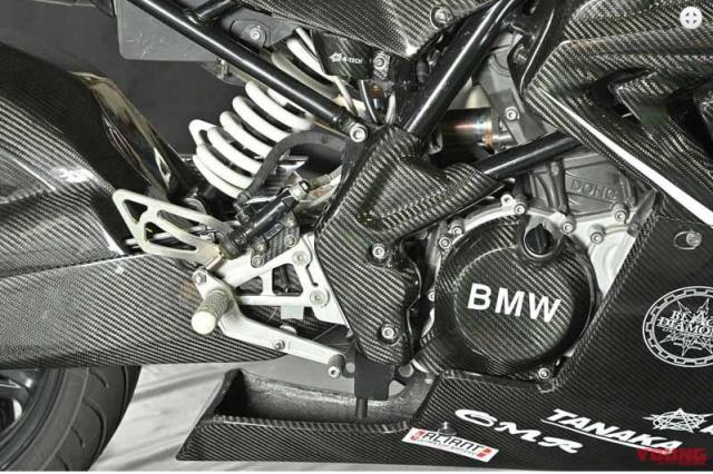 Can canh BMW G310SS duoc thiet ke tu thuong hieu ATech Nhat Ban - 6
