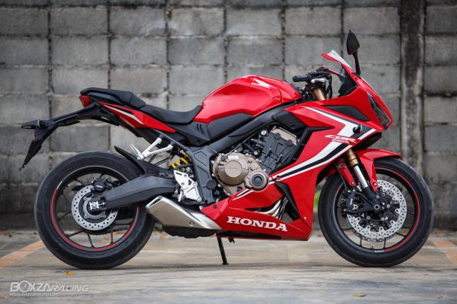 Can canh chi tiet Honda CBR650R 2019 voi thiet ke moi lam sieu long nguoi ham ho - 3