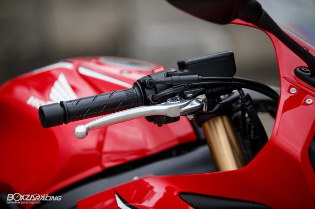 Can canh chi tiet Honda CBR650R 2019 voi thiet ke moi lam sieu long nguoi ham ho - 28