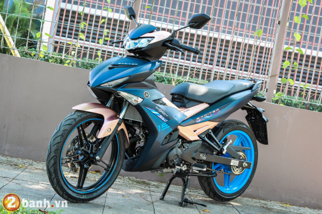 Yamaha Exciter 150 NVX 155 phien ban Doxou Trao luu xe thoi trang moi cua gioi tre 2019 - 4