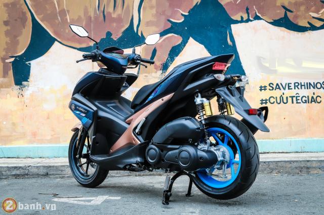 Yamaha Exciter 150 NVX 155 phien ban Doxou Trao luu xe thoi trang moi cua gioi tre 2019 - 9