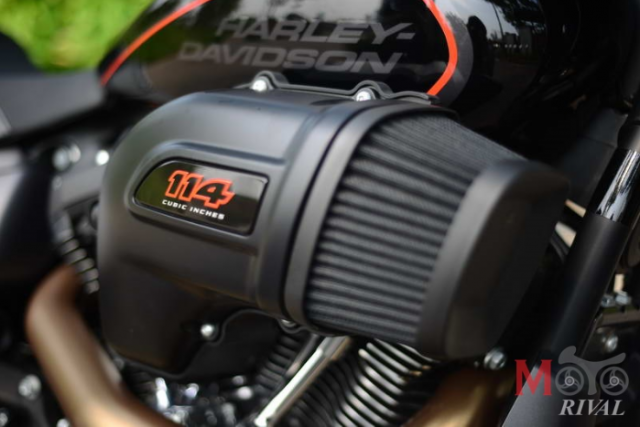 Can canh HarleyDavidson FXDR114 mau xe Power Cruiser Dragter dang cap voi gia 853 trieu VND - 8