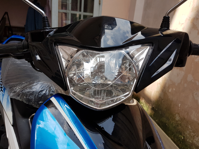 Can tien thanh ly nhanh chiec yamaha spark 135 xe hqcn - 2