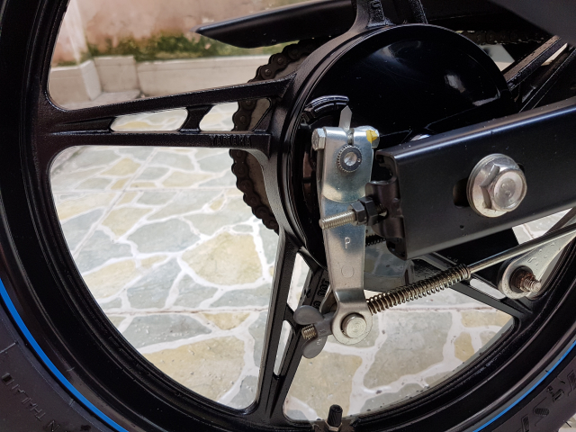 Can tien thanh ly nhanh chiec yamaha spark 135 xe hqcn - 13