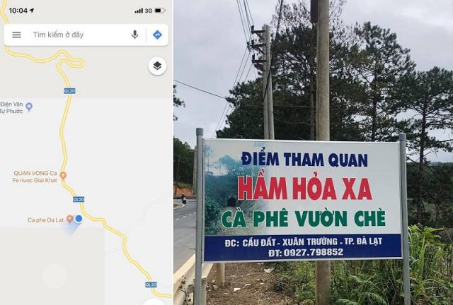 Dan phuot phat hien duong ham Tau Hoa voi boi canh ma mi u am o Da Lat - 3