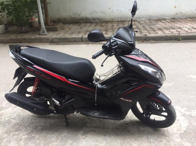 Honda Air blade 125fi Black Edition 2016 den mo chinh chu bien HN