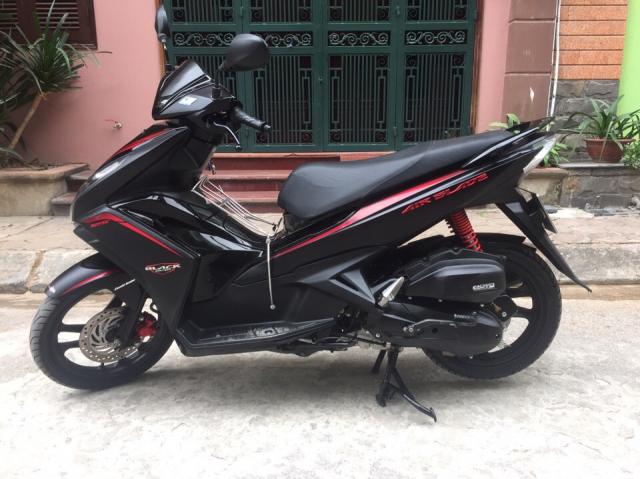 Honda Air blade 125fi Black Edition 2016 den mo chinh chu bien HN - 2