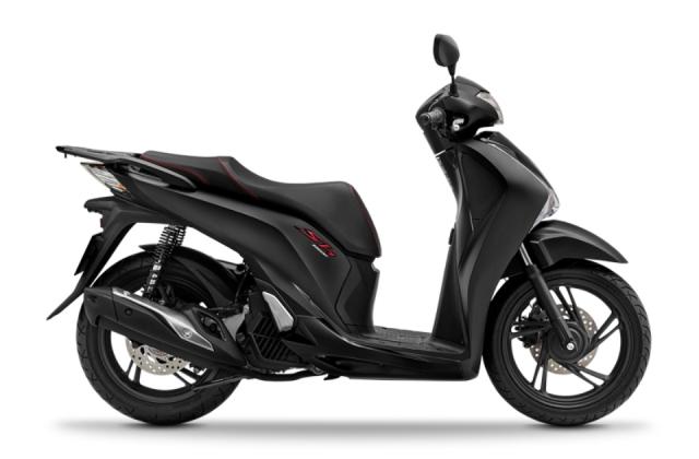 Honda SH 2019 SH Mode 125 2019 chinh thuc ra mat voi mau moi sieu dep - 3