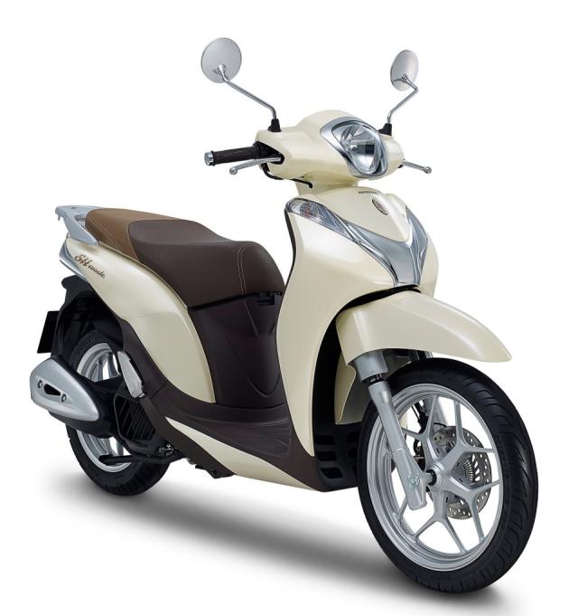 Honda SH 2019 SH Mode 125 2019 chinh thuc ra mat voi mau moi sieu dep - 10