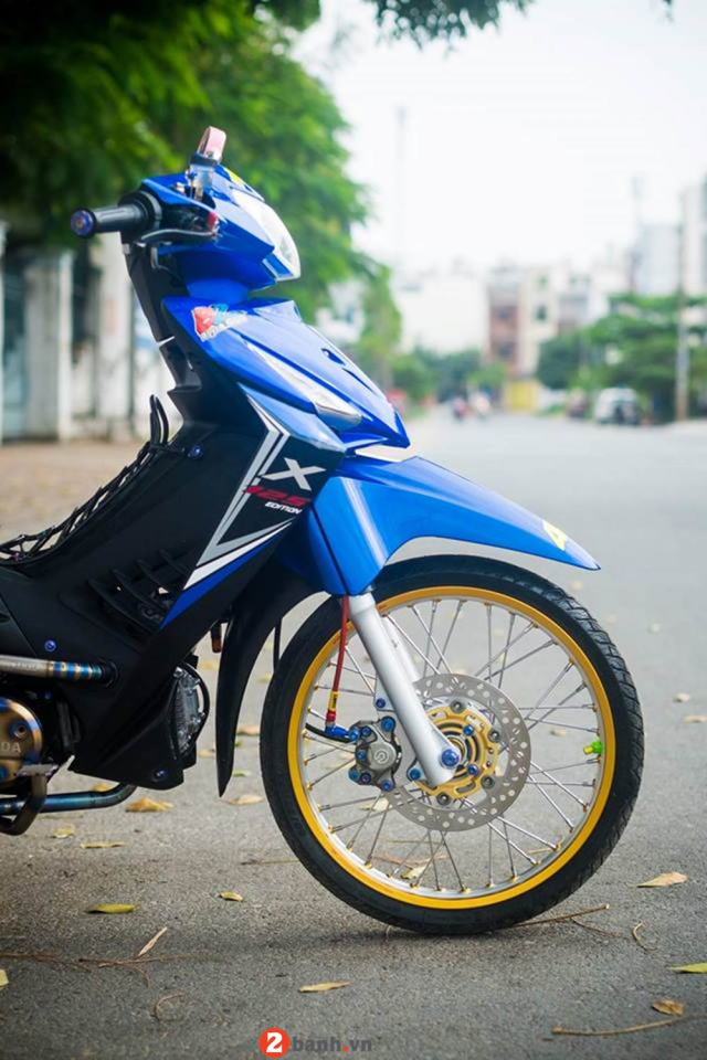 Honda Wave do dan chan Titan ngau ngoai suc tuong tuong - 3