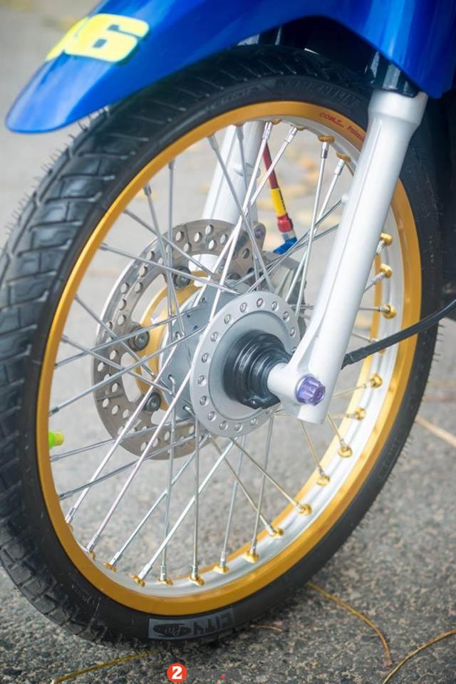 Honda Wave do dan chan Titan ngau ngoai suc tuong tuong - 5