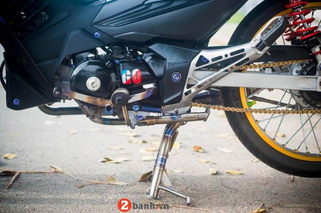 Honda Wave do dan chan Titan ngau ngoai suc tuong tuong - 8