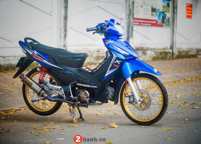 Honda Wave do dan chan Titan ngau ngoai suc tuong tuong - 12